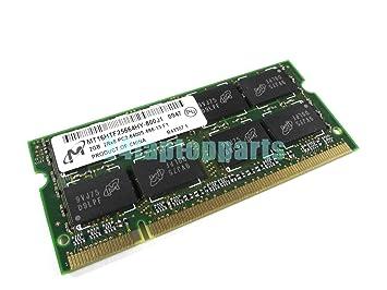 Amazon.com: MICRON 2 GB (1 x 2GB) SODIMM DDR2 PC2 – 6400 800 ...