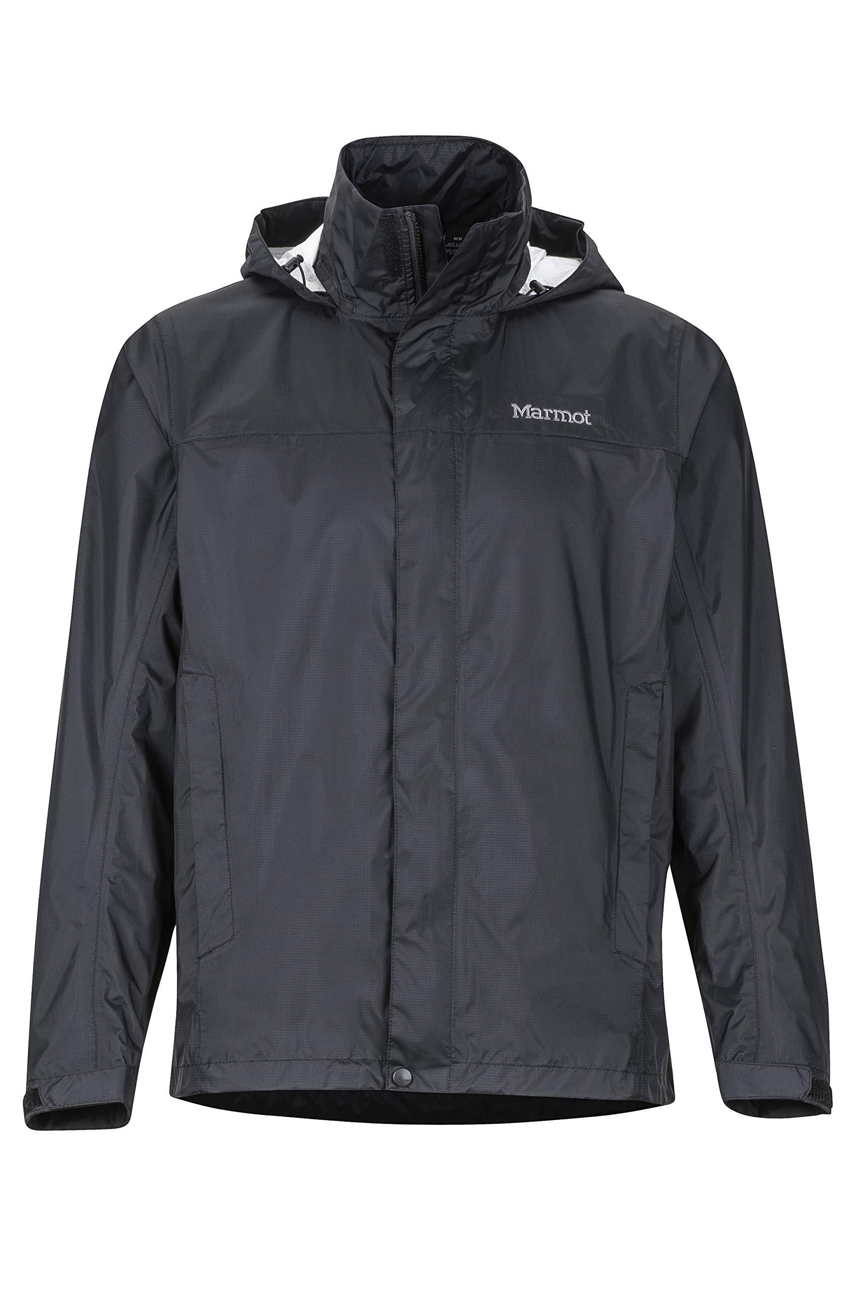 Marmot Men's Precip Jacket, Black, 3X-Large by Marmot