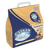 Catsan Clumping Litter, 5 Litre (Pack of 3)