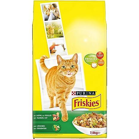 Friskies Comida para Gato Adulto Talla & Sabor Elegir