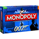 42136 - Winning Moves - Monopoly Sonder Edition: 007 James Bond, Collector`s Edition
