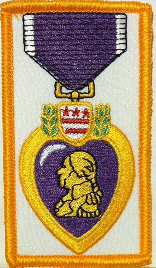 AIR MEDAL COMMEMORATIVE PATCH