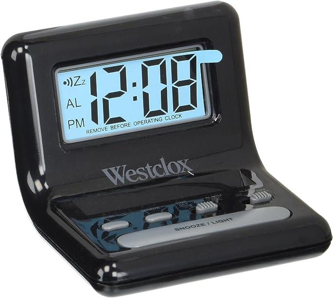 Westclox Travel mate Folding Clock