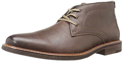 Dockers Men's Longden Chukka Boot, Red/Brown, ...