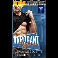 Arrogant Officer: A RomCom Standalone (Falling for the Stars)
