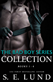 The Bad Boy Series Collection: Books 1-4