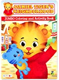 Daniel Tiger's Neighborhood Jumbo Coloring & Activity Book by PBS Kids Fred Rogers
