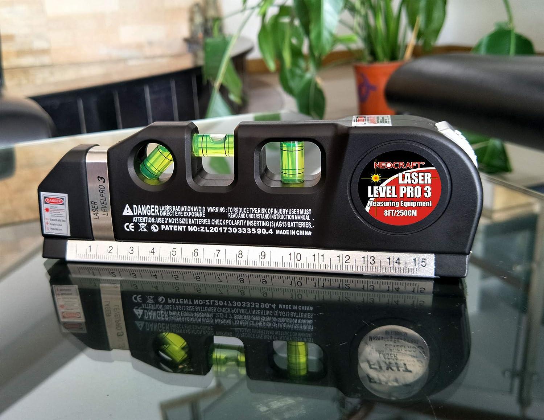 Neocraft 45216 4N1 Laser Level