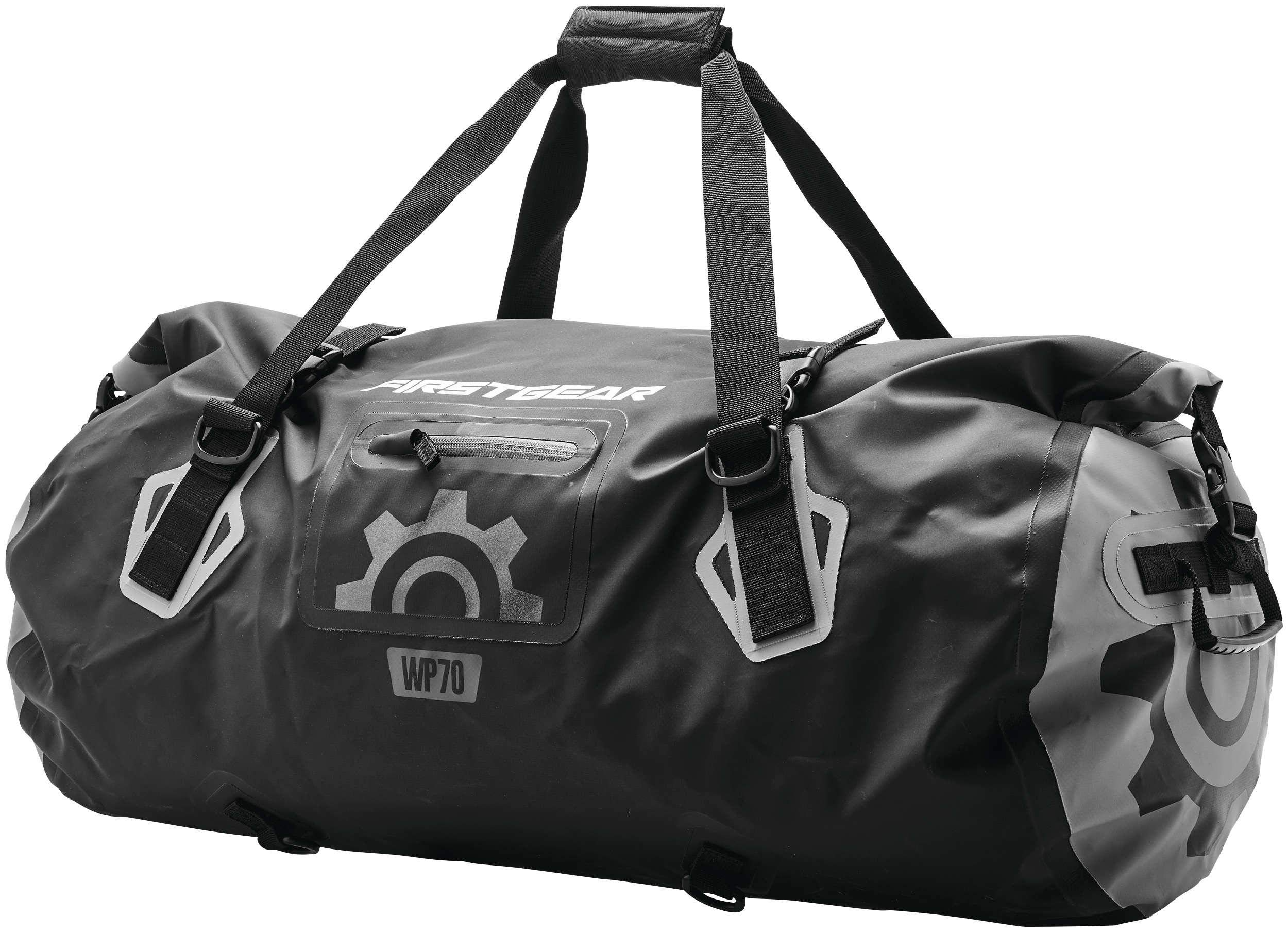 FirstGear Torrent 70L Waterproof Duffel Bag (More Size Options)