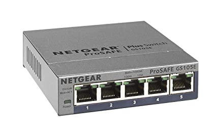 NETGEAR GS105EV2 SWITCH DRIVERS UPDATE