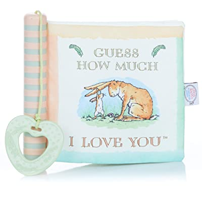 Guess How Much I Love You Soft Book for Babies : Plush Animal Toys : Baby