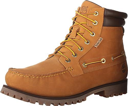 Timberland Men's Oakwell 7 Eye Lace Up Boot
