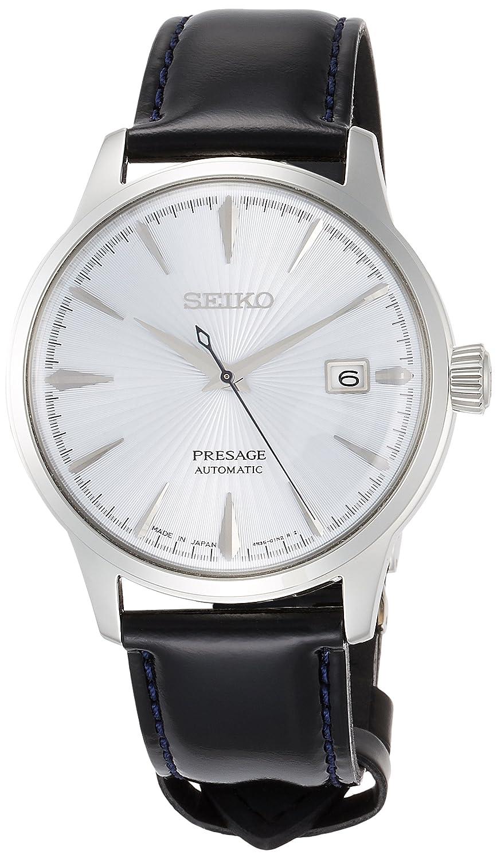[プレザージュ]PRESAGE 腕時計 PRESAGE ベーシックライン SARY075 メンズ B071FFJSL9