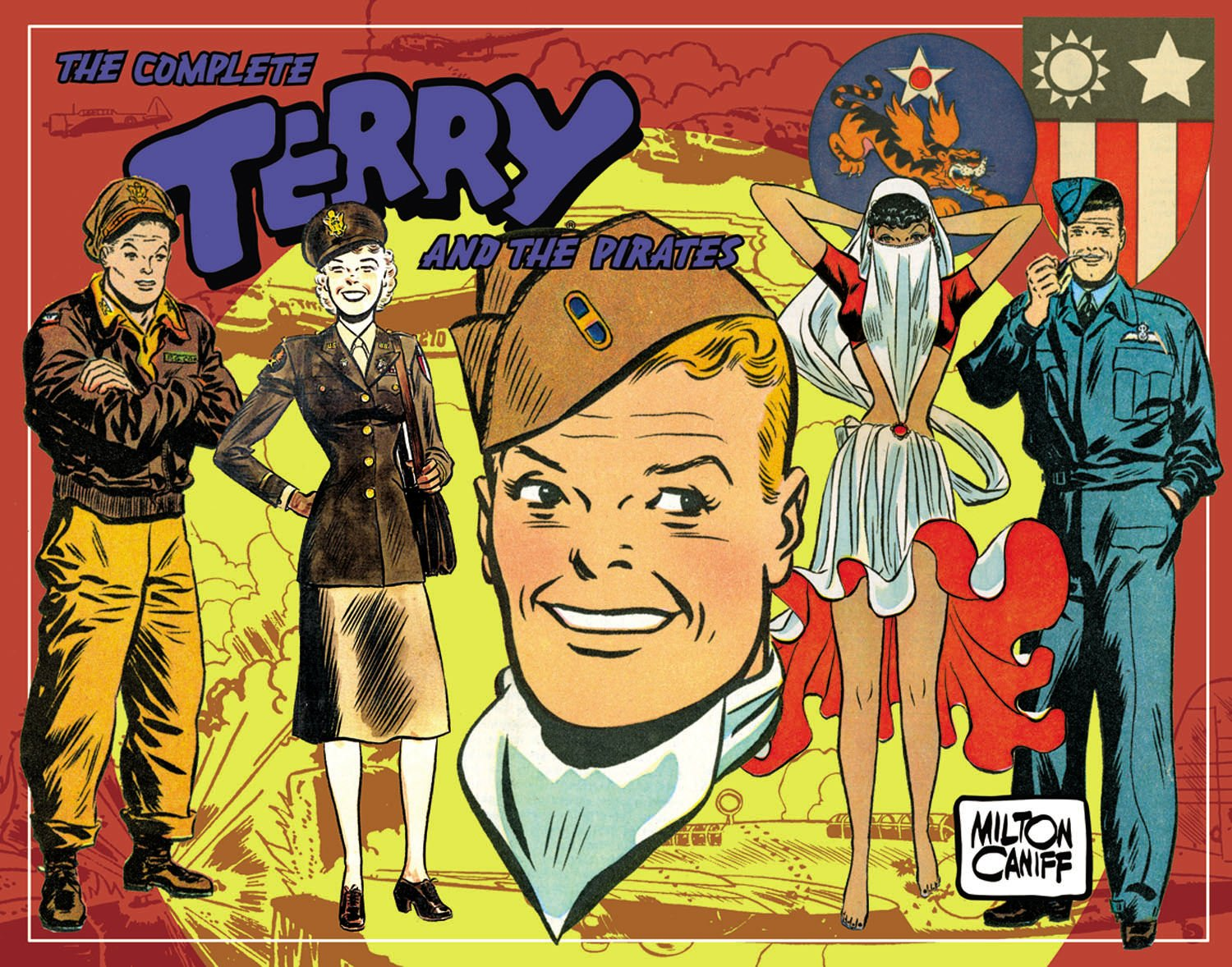 Download The Complete Terry and the Pirates, Vol. 5: 1943-1944 pdf epub