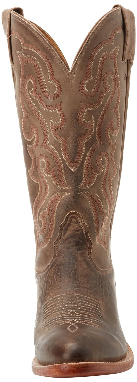 Botas Nocona Boots Men s Legacy 4 Toe Boot Tan Vintage Cow