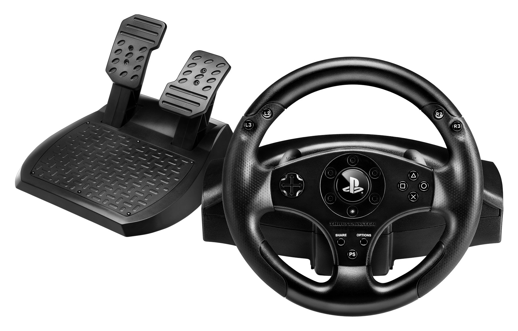 Thrustmaster T80 RS PS4/PS3 Officially Licensed Racing Wheel by ThrustMaster