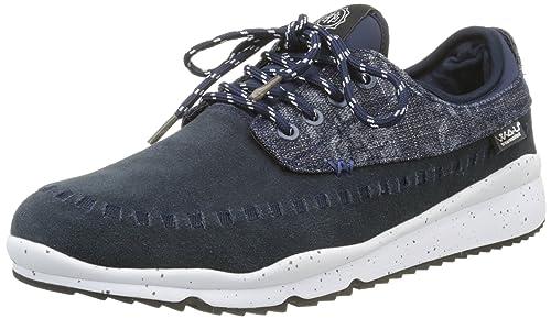 WAU Apache - Alpargatas Hombre, Azul, EU 42: Amazon.es: Zapatos y complementos