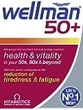 Vitabiotics Wellman 50+ - 30 Tablets