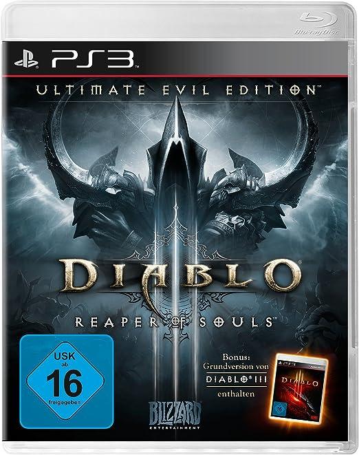 Diablo III - Ultimate Evil Edition [Importación Alemana]: Amazon ...