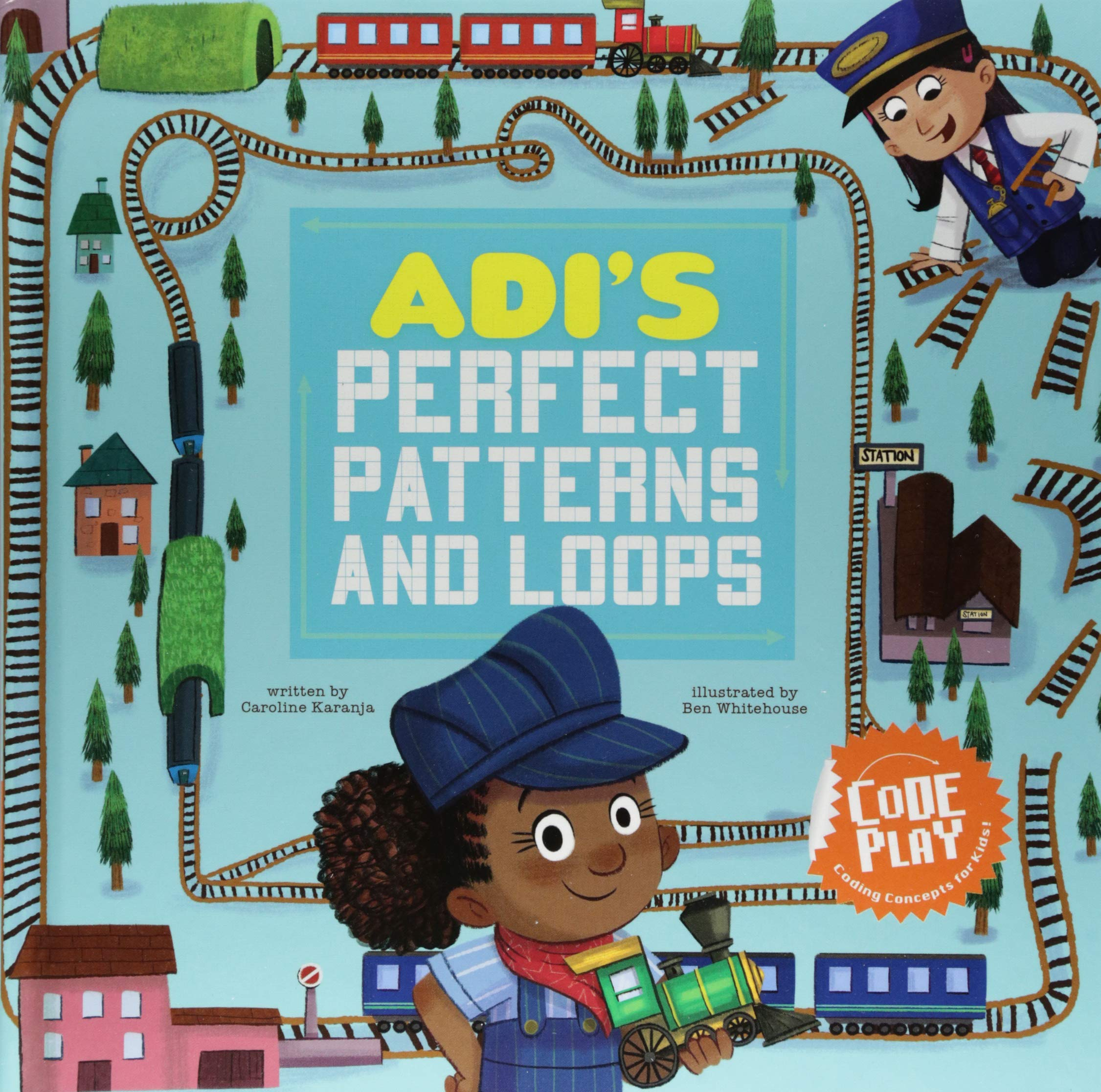 Adi's Perfect Patterns and Loops (Code Play)