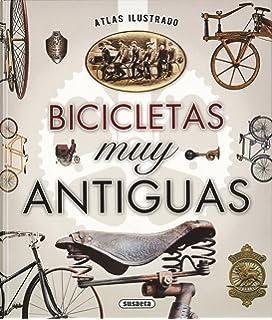 Atlas ilustrado de la bicicleta: Amazon.es: Susaeta, Equipo: Libros