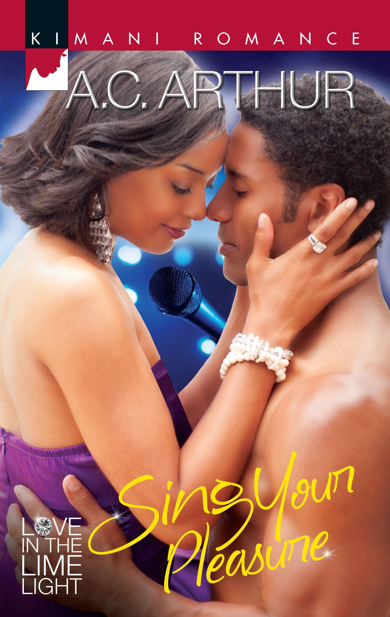 Sing Your Pleasure (Love in the Limelight) pdf epub
