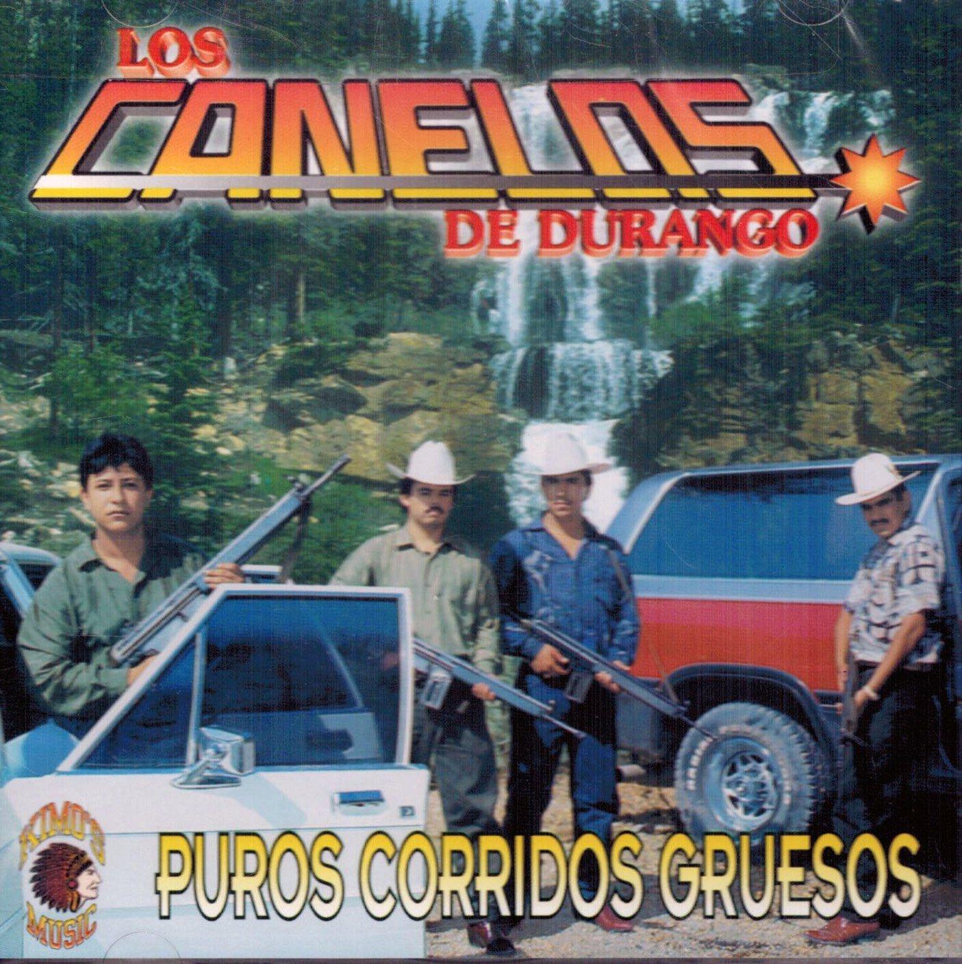 Los Canelos De Durango (Puros Corridos Gruesos Km-493) by Kimos Musical