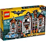 The LEGO Batman Movie 70912 Arkham Asylum