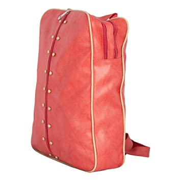 262d0371e4 Red Color Stylish Unisex Backpack Casual College Bags Backpacks  Amazon.in   Bags