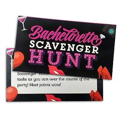 Big Bad Bash Bachelorette Party Game