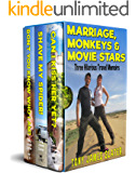 Marriage, Monkeys and Movie Stars: Three Hilarious Memoirs (Travel Memoirs Omnibus Book 2)