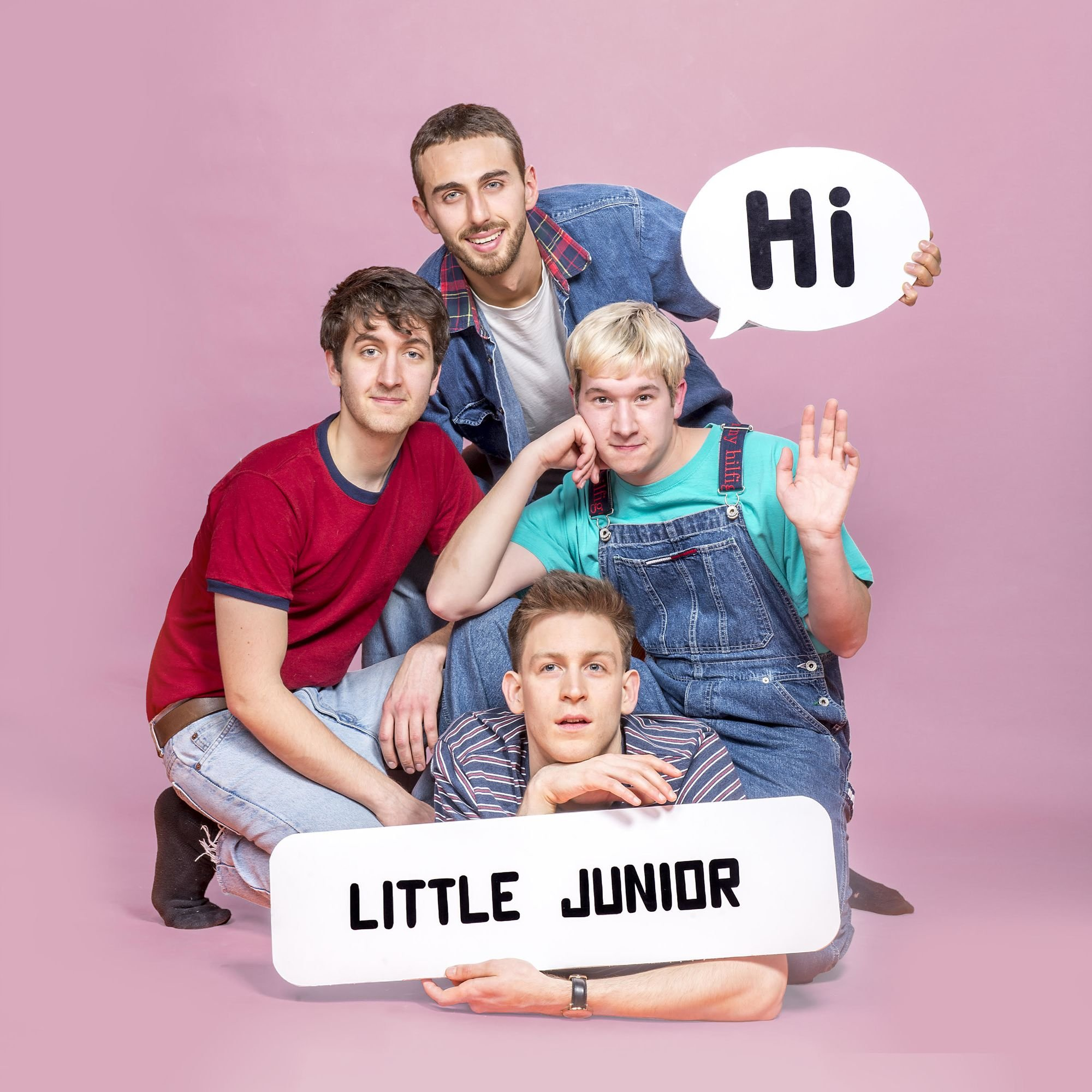 Vinilo : Little Junior - Hi (LP Vinyl)