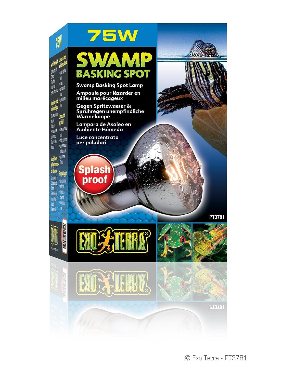 Exo Terra Swamp Glo Basking Spot Lamp