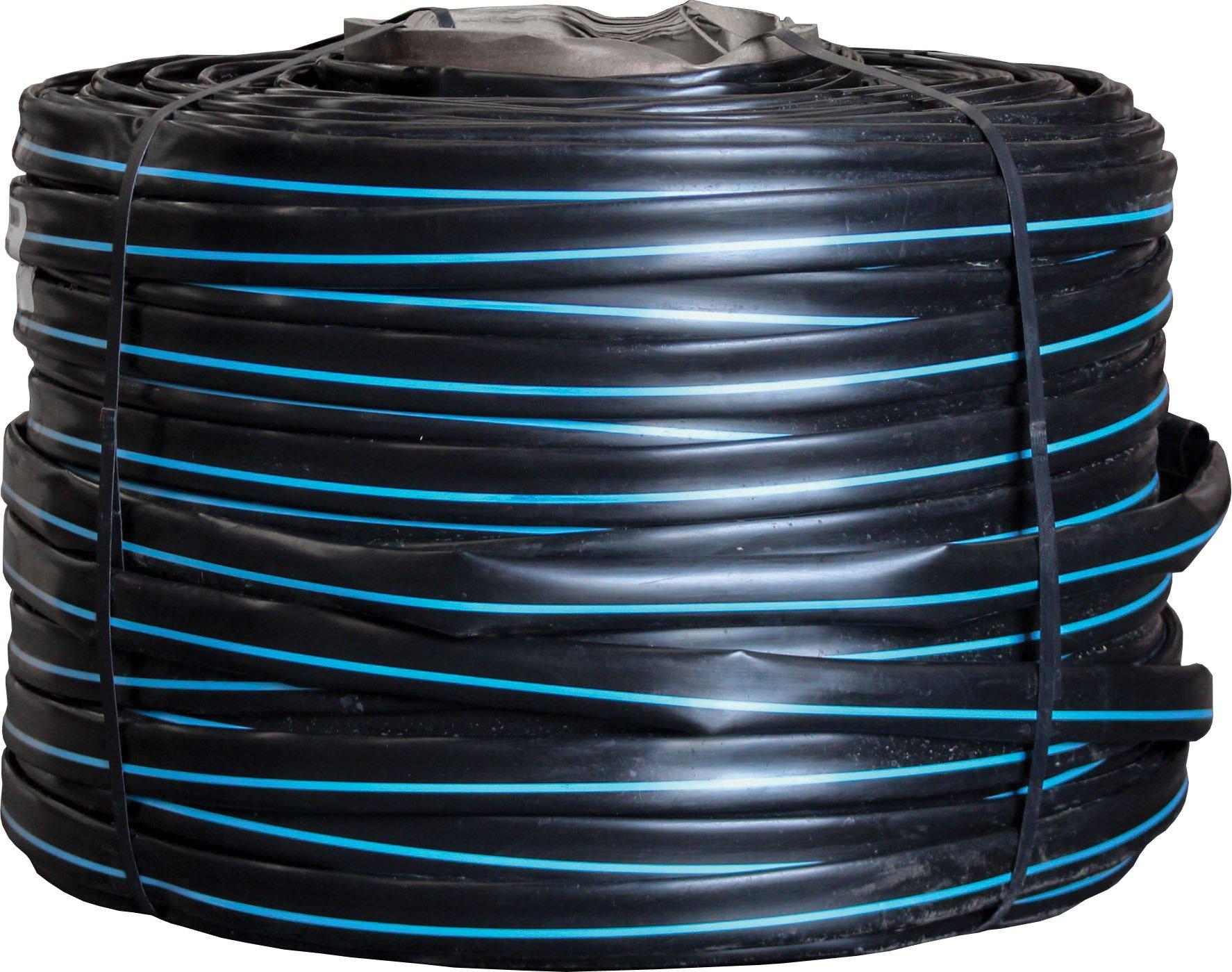 Toro 2'', 450', 21 psi, Blue Stripe Oval Hose - ELD5251-045, Plastic