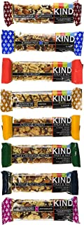 product image for Kind Bars Variety 24 Pack, 12 Different Flavors, 1.4oz Bars (2)