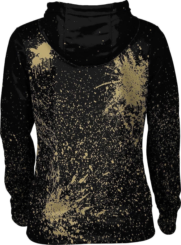 ProSphere University of Central Florida Girls Pullover Hoodie Splatter School Spirit Sweatshirt