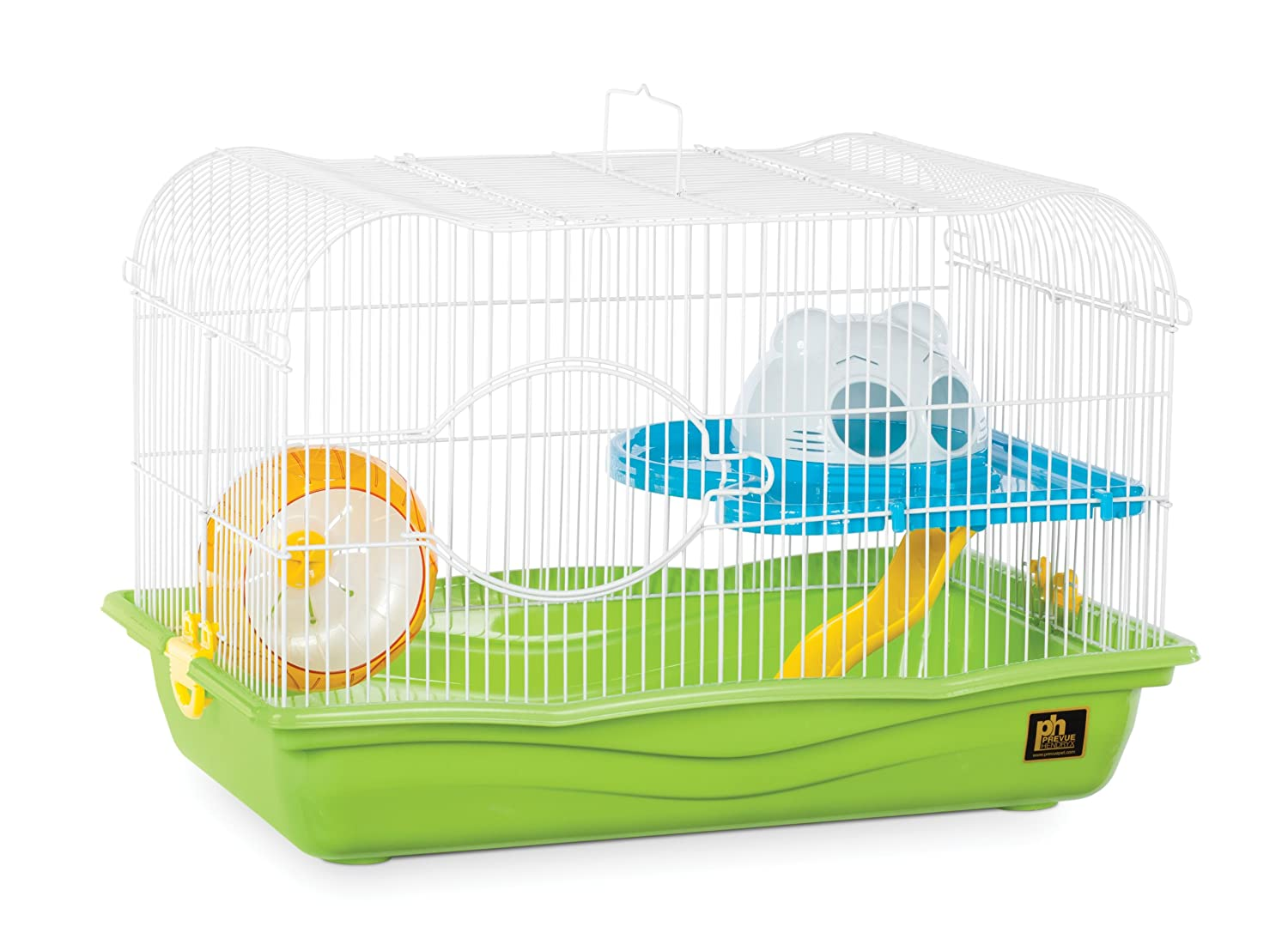 Green LG Green LG Prevue Pet Products SP2005GR Large Hamster Haven Green