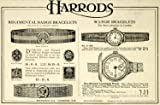 1916 Ad Vintage World War I Regimental Badge