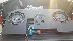 Amazon.com: Fox Acoustics Dodge Ram Quad and Crew Cab Dual