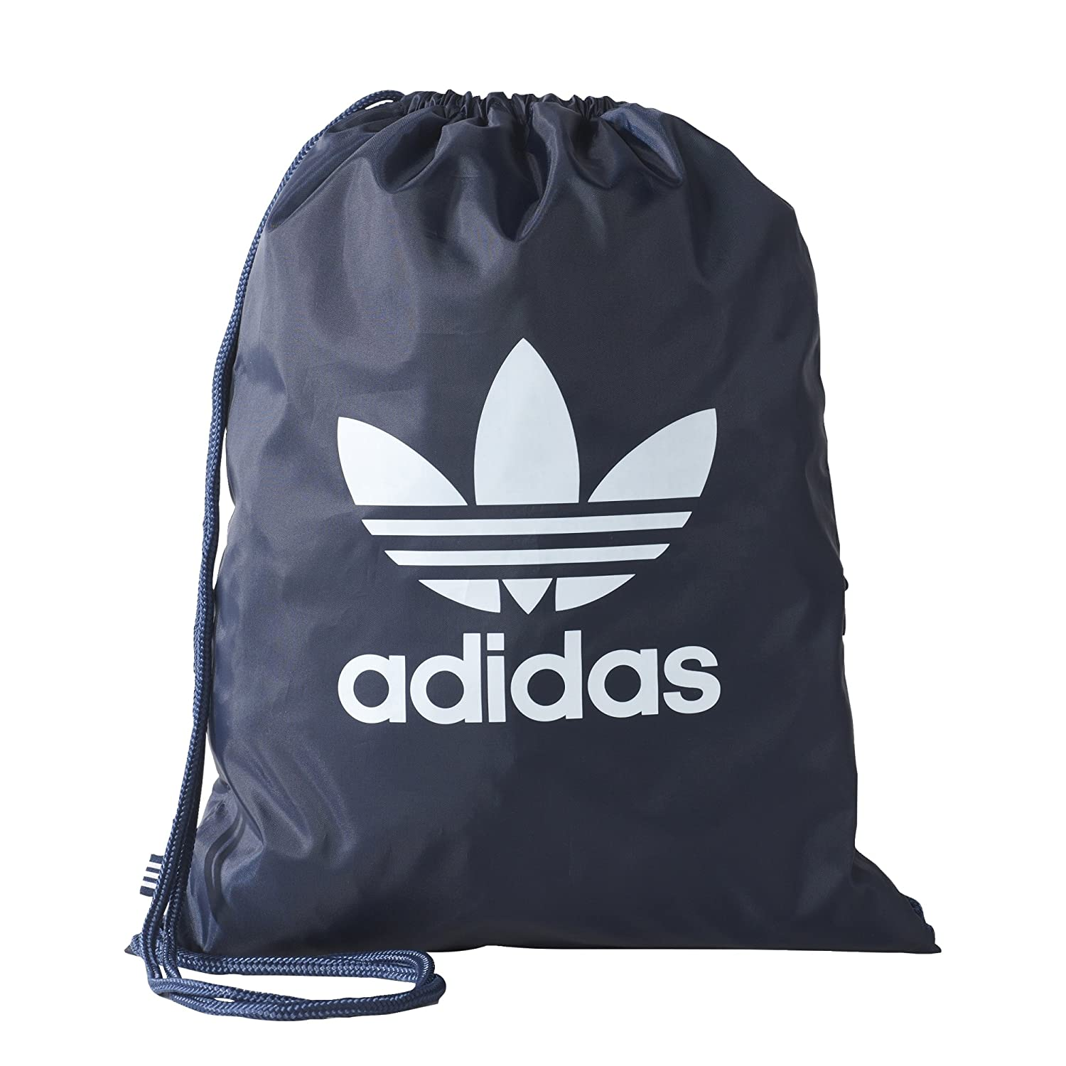 adidas Originals womens standard Trefoil Gym Sack Black No Size BK6726