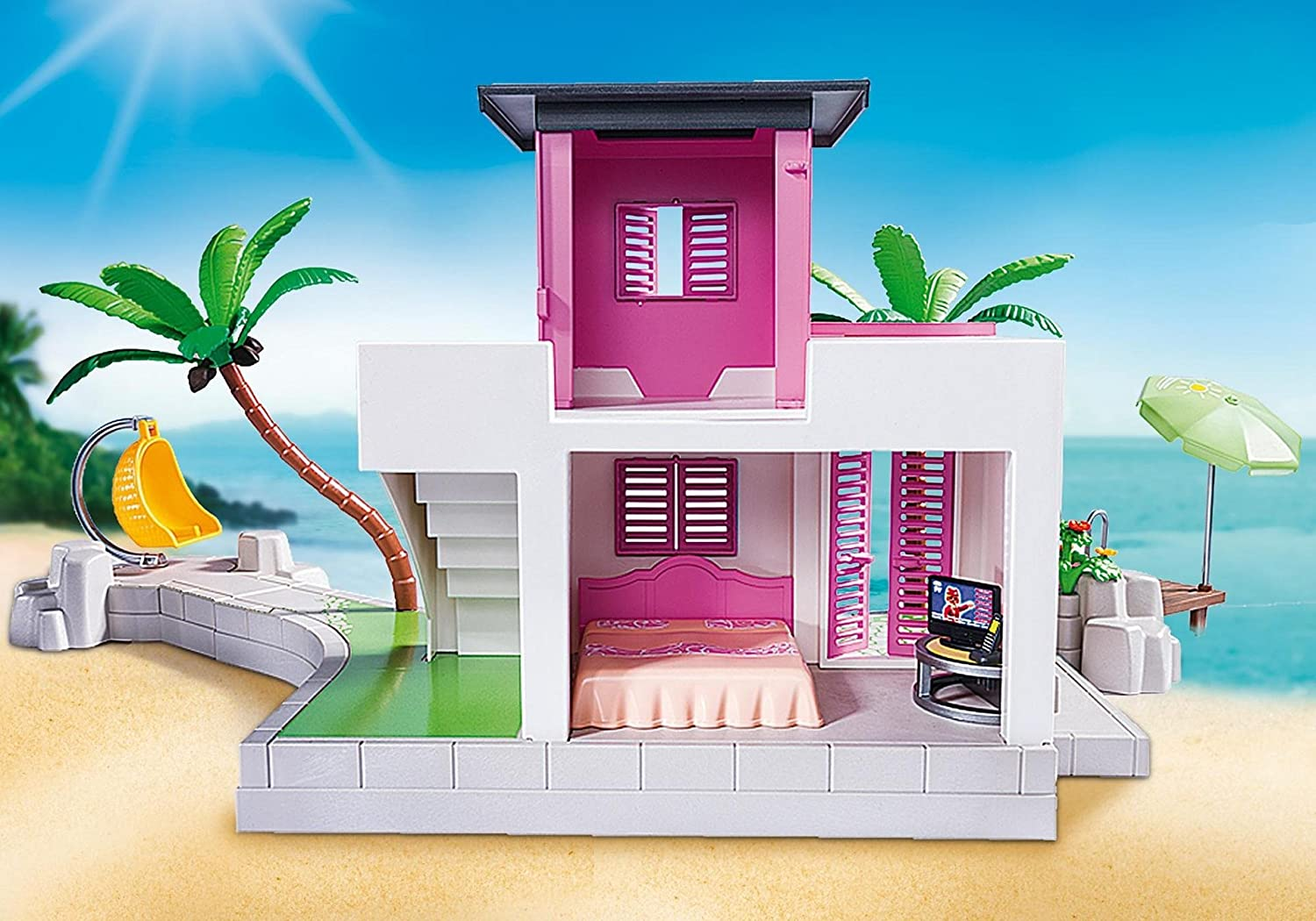 Playmobil Luxury Beach House