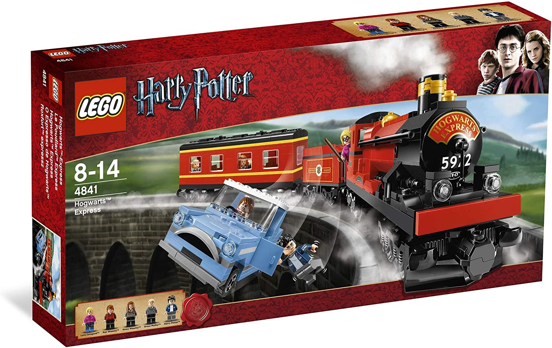 Lego Harry Potter Hogwarts Express Pots Pans Amazon Canada