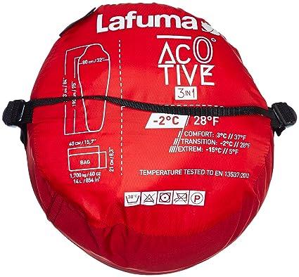 Lafuma 3en2 Sports Active Sac 0° Et De Loisirs Couchage zX6aOnz