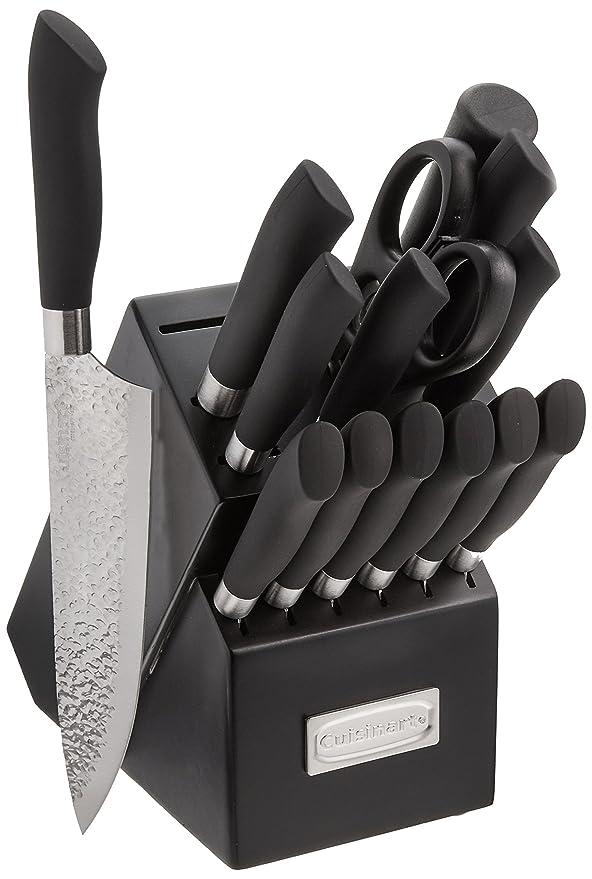 cuisinart classic knife set review