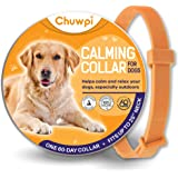 CHUWPI Calming Collar for Pets - Pheromone Calm Collars, Anxiety Relief Fits Small Medium and Large Pet - Adjustable and…