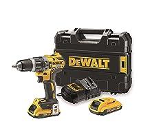 Dewalt DCD796D2  : la meilleure haut de gamme