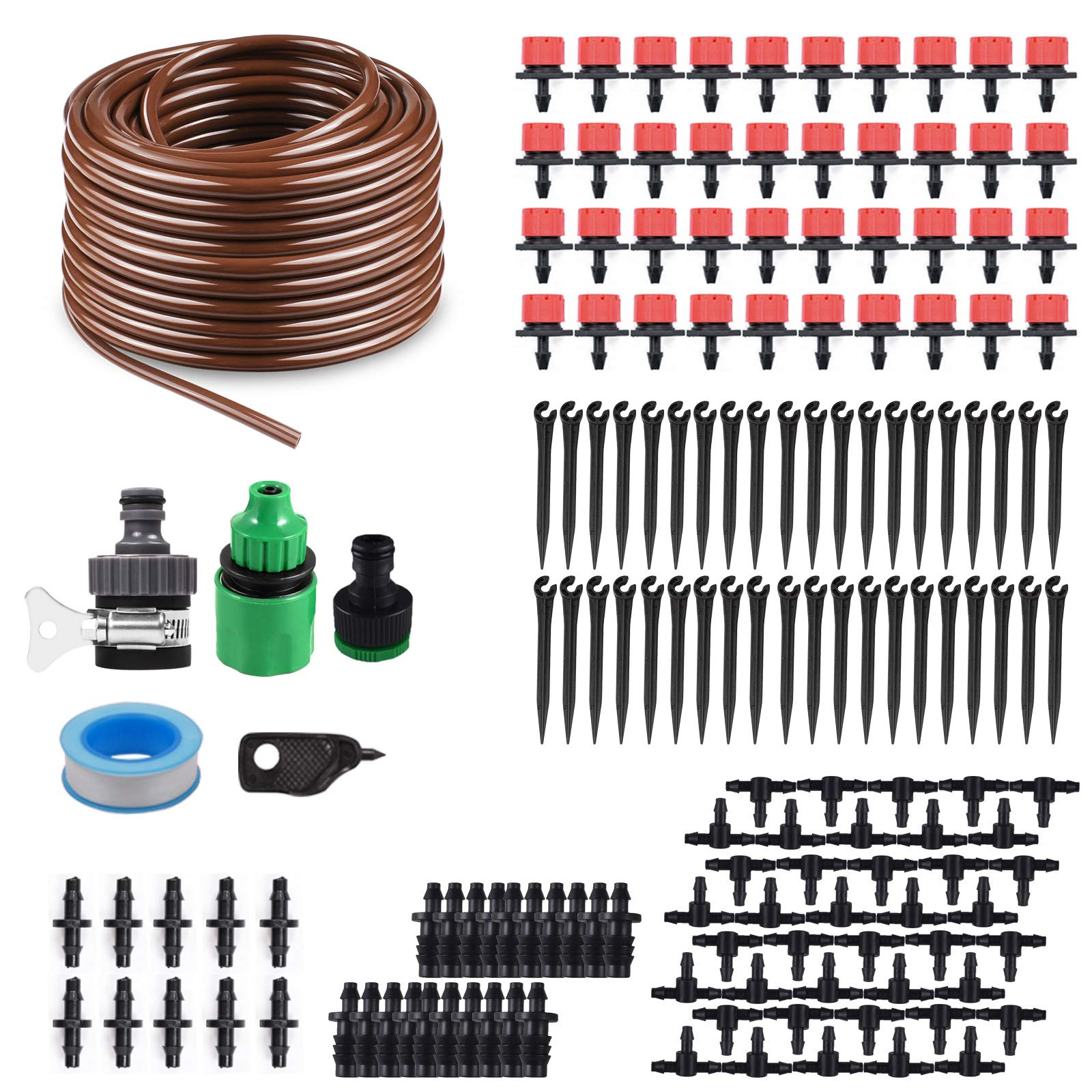 Koram irrigation kit with all accessories