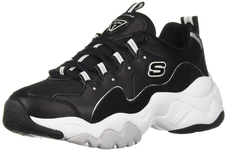 negro Skechers zapatos D Lites 3.0