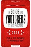 Le Guide des Youtubers 2018