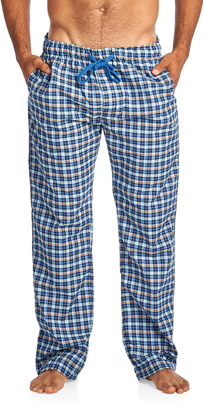 Balanced Tech Men's Woven Sleep Lounge Pajama Pants